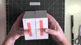 Magic Folding Cube Tutorial