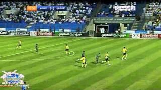 جميع أهداف الإتفاق و النصر 3-0 دوري زين ( إياب )