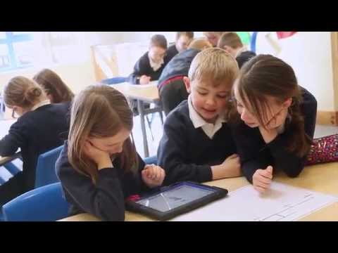 Transforming ICT, Managing Change Across The Primary Curriculum - Cumran Primary School, Clough