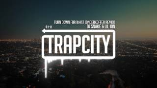 Download DJ Snake & Lil Jon - Turn Down For What (Onderkoffer Remix) Mp3 and Videos