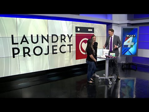 Positively JAX - Laundry Project