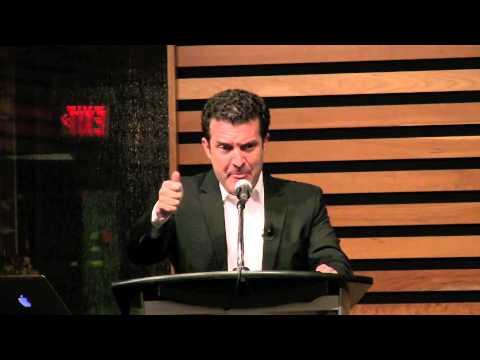 Star Talks: Aislin with Rick Mercer | Part 1 | October 18, 2012 | Appel Salon