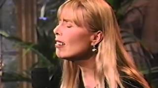 Joni Mitchell - Sex Kills (Live In-Studio 1995)