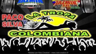 danza negra en vivo paco silva y la tropa colombiana sonido jazmin