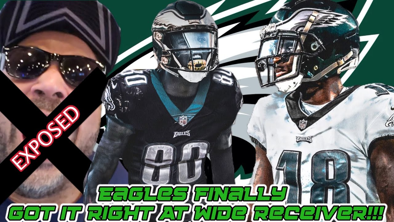 Eagles Rookie Wide Receivers Are Impressive So Far!!! | Cowboys Fans With No Connection To Dallas!!!