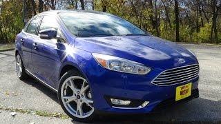 2015 Ford Focus Titanium Sedan Review(, 2015-10-16T04:29:23.000Z)