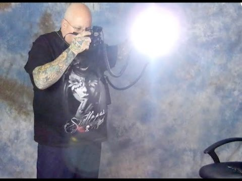 Angry Photographer: MUST SEE VIDEO!! Can the Fuji X-T1 do 'machine-gun' strobist work?