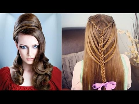 latest party hairstyles stylish