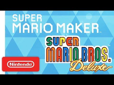 Super Mario Maker & Super Mario Deluxe | NWC 2017 Finals (Pt. 4) Highlights