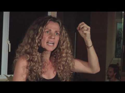 Seane Corn opening discussion @ One Yoga Trinidad