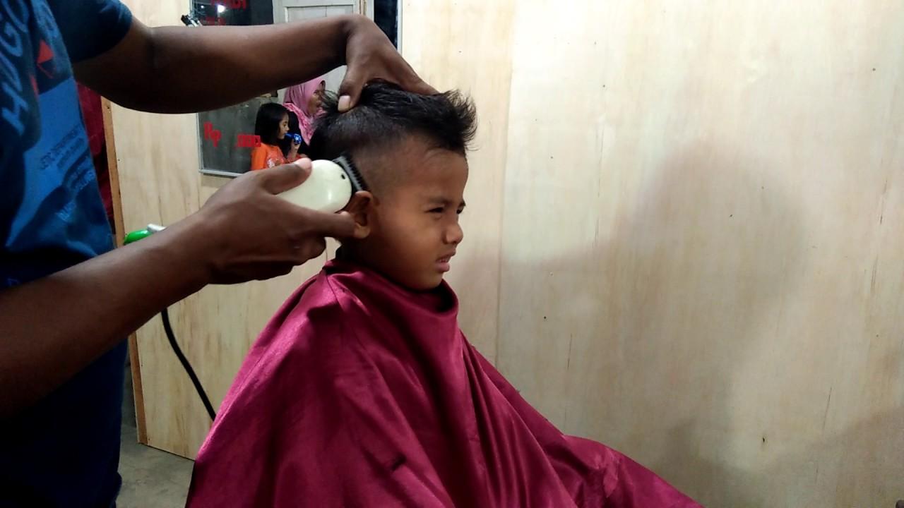 Cara Kepang Rambut Anak Terbaru