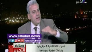 نصار: جامعة القاهرة حققت 1.8 مليار جنيه فائضاً خلال 3 سنوات.. فيديو