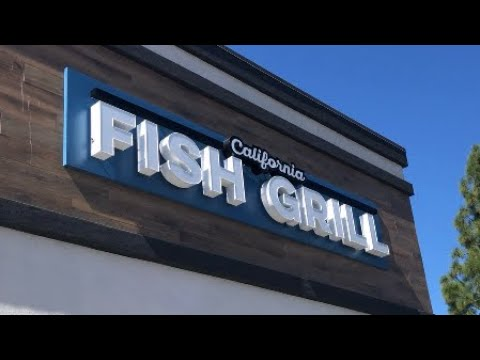 California Fish Grill ~ Miramesa, CA