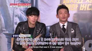 """[STAR NEWS] """"A Violent Prosecutor"""" Gang Dongwon Interview!"""