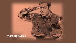 Tinka tinka dil mera - Tubelight - Rahat Fateh Ali Khan |Lyrics