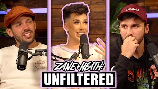 Opening Up About James Charles's Relationships - UNFILTERED #54