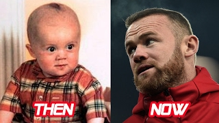 Wayne Rooney Transformation Before And After (Hairstyle & Body & Hair Transplant) | 2017 NEW
