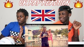 REACTION TO UK RAP ft. Not3s, Aj Tracy, Yxng Bane, Ramz & MORE!