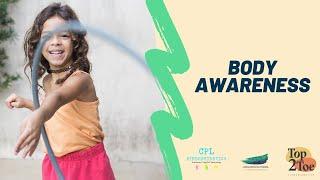 Body Awareness - A Kinderkinetics Focus Area