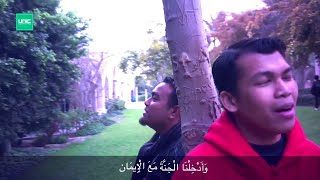 UNIC - DOA IMAN ( Lyric Video )