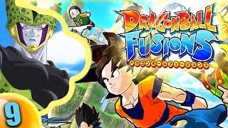 SCONFIGGIAMO CELL e FUSION-EX, Tub il supremo! | Dragon Ball Fusions ITALIANO | Gameplay New 3DS