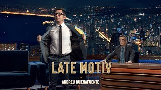 """LATE MOTIV - Consultorio de Berto Romero. """"Desde la heterosexualidad""""   #LateMotiv511"""
