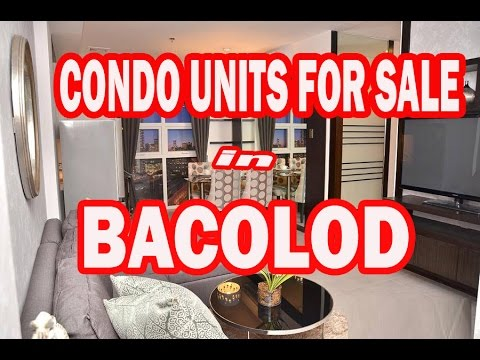 Bacolod Condo Units For Sale - O residences
