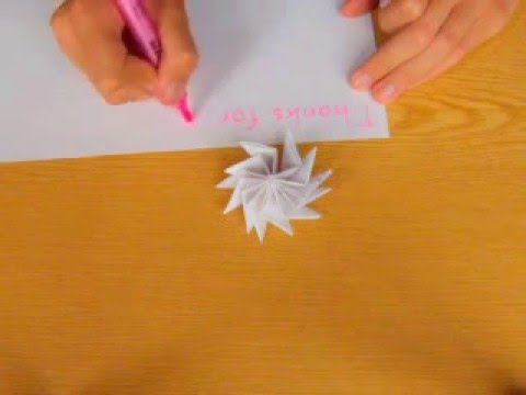 How To Make An Origami Fire Youtube