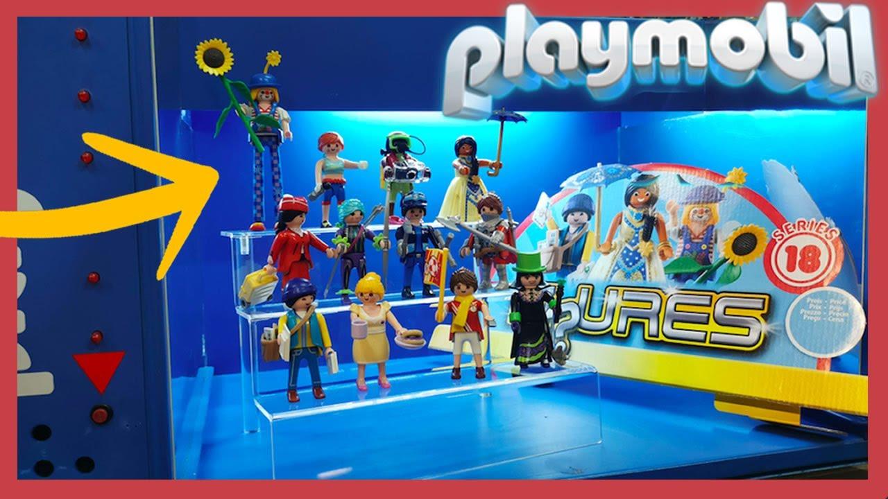 Playmobil Serie 18【Novedades Playmobil 2020】Sobres Serie 18 Chicas