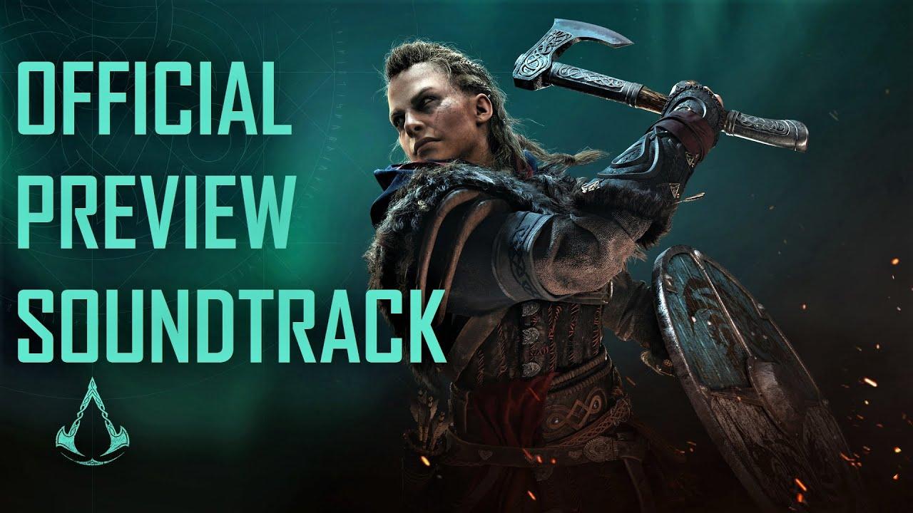 Assassin's Creed Valhalla | Official Preview Soundtrack (Jesper Kyd, Sarah Schachner, Einar Selvik)