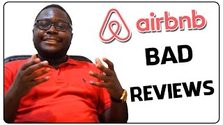 Handling Bad Reviews on Airbnb