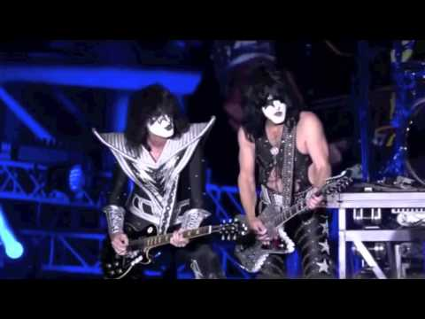 KISS Live At Hell and Heaven Metal Festival 10/25/2014 The 40th Anniversary World Tour