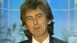 "George Harrison on ""The Midday Show"" (Part 2)"