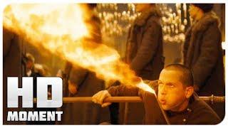 Приветствие других школ - Гарри Поттер и Кубок огня (2005) - Момент из фильма