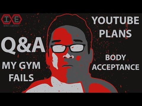 Q&A: Channel Plans, Body Acceptance, h3h3 Lawsuit, My Gym Fails, & More