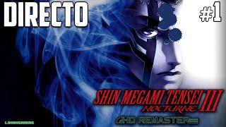 Vídeo Shin Megami Tensei III: Nocturne HD Remaster
