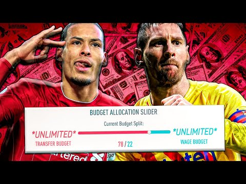 UNLIMITED MONEY IN FIFA 20 CAREER MODE!