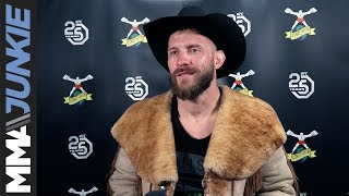 UFC Denver: Donald 'Cowboy' Cerrone full post-fight interview