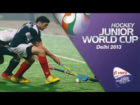 France vs Germany - Men's Hero Hockey Junior World Cup India Final [15/12/2013]