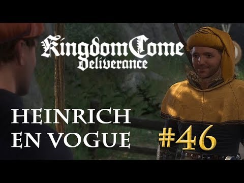 Let's Play Kingdom Come Deliverance #46: Heinrich en vogue  (Tag 32 / deutsch)