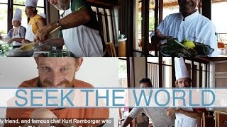 LEARNING HOW TO COOK BALINESE FOOD BY JIMBARAN BAY COOKING ACADEMY (PART 2)