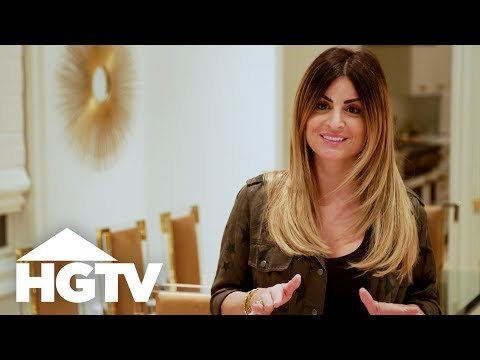 Blending Old and New - High Heels, High Stakes - HGTV