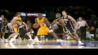 NBA Kobe Bryant Mix - The Winner