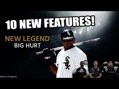 10 New Features in MLB the Show 18 Revealed in The Little Things Livestream