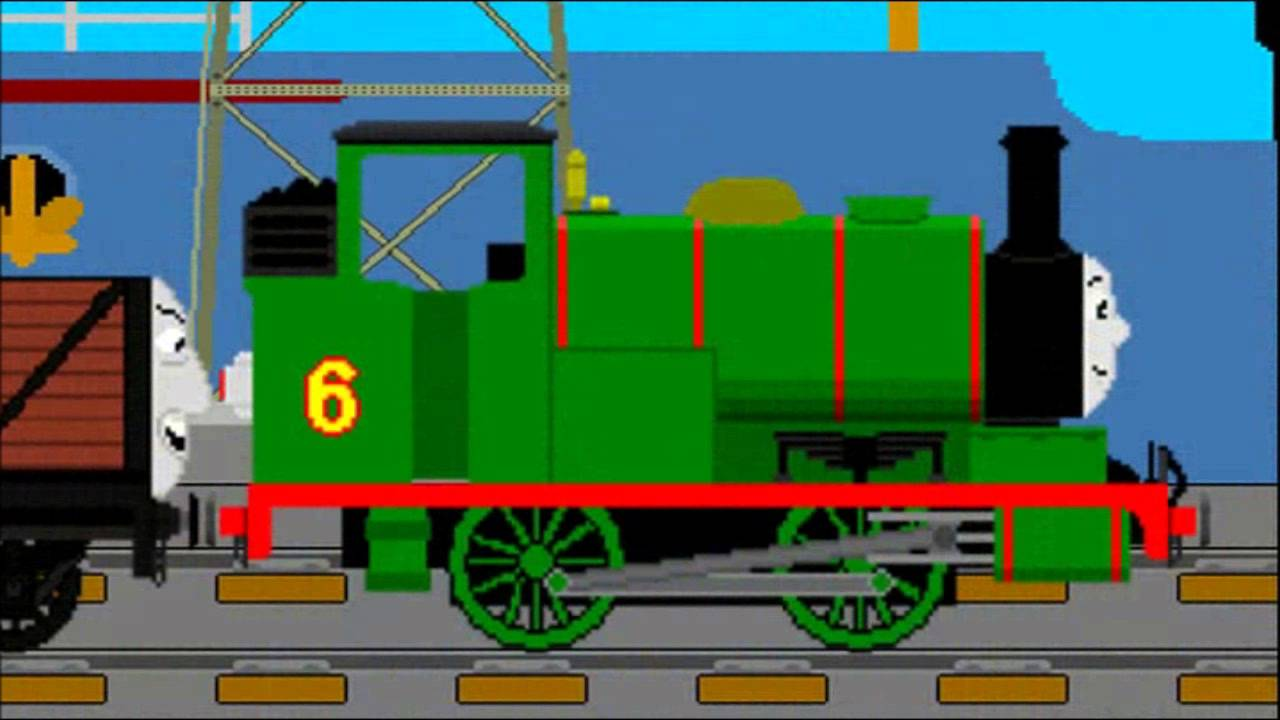 Thomas And Friends Animated Remakes Episode 28 Happy Ever