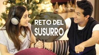 El reto del susurro (ft. Andynsane) | What The Chic Thumbnail