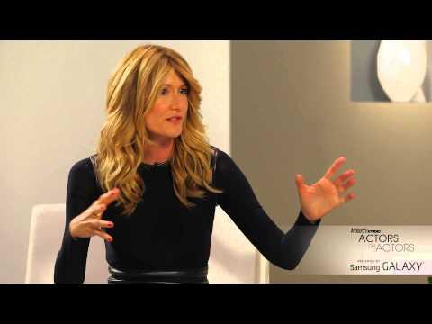 Actors on Actors: Laura Dern and Eddie Redmayne - Full Video