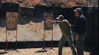 APT Firearms Academy - Extreme Close Quarters Shooting Course