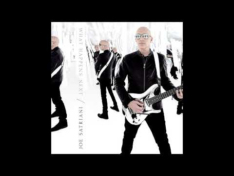Joe Satriani -Cherry Blossoms (Audio) (Pseudo video)