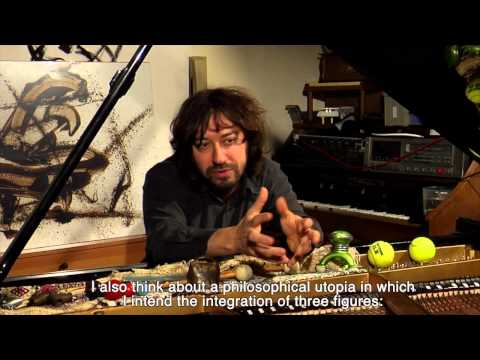 Mario Mariani - 2010 Studio interview (eng sub)